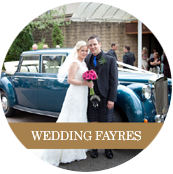 Forthcoming Wedding Fayres | Chauffeurs of Carnoustie