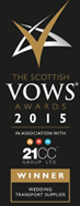VOWS AWARDS WINNER 2015