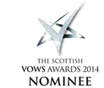 The Scottish Vows Awards 2014 Nominee