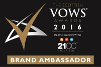 VOWS AWARDS BRAND AMBASSADOR 2016