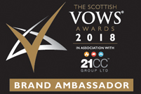 VOWS AWARDS BRAND AMBASSADOR 2018