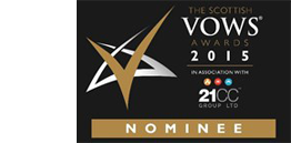 VOWS AWARDS NOMINEE 2015