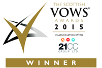 VOWS AWARDS WINNER 2015