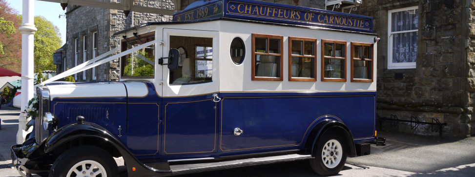 Asquith Bus | Chauffeurs of Carnoustie