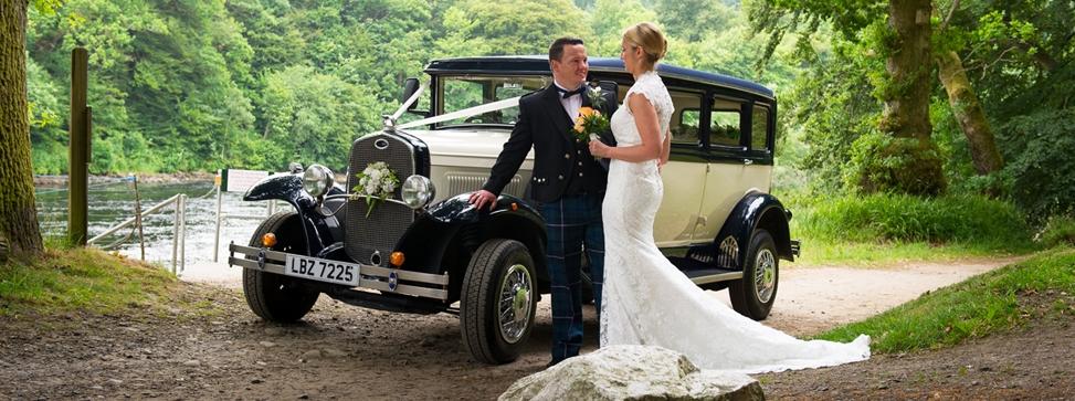 Award Winning Wedding Car Hire | Chauffeurs of Carnoustie