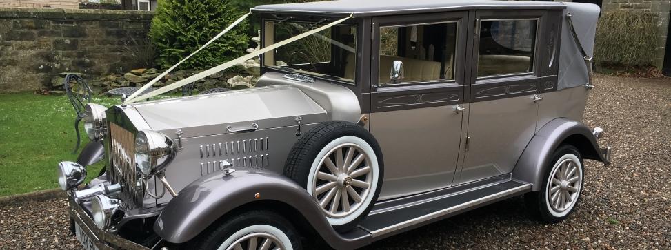 Regal Wedding Car Hire | Chauffeurs of Carnoustie