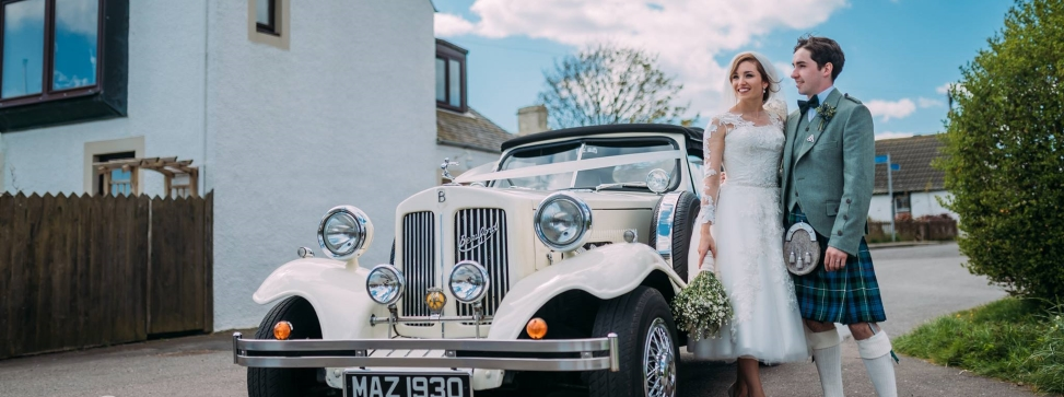 Wedding Car | Chauffeurs of Carnoustie