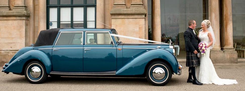 Wedding Car Hire | Award Winning | Chauffeurs of Carnoustie