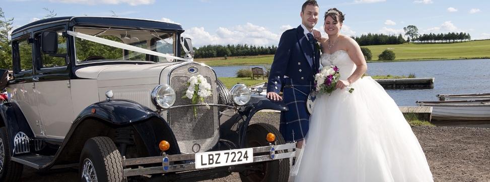 Wedding Car Hire | Chauffeurs of Carnoustie